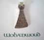 Viking bijl en speer amuletten