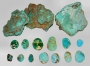 Edelstenen en edelsteen voorwerpen R-Z