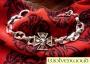 Gothic en biker armbanden