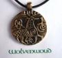 Viking munt amuletten