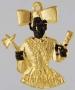 Santeria, hoodoo en Indiaanse amuletten