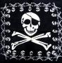 Skull bandana's