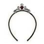 Alchemy Gothic - Claddagh Hairband (diadeem met email hart)