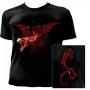 Alchemy Gothic - The Devil's Travails t-shirt   L/XL