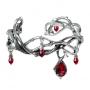 Alchemy Gothic - Passion bracelet (tin, Swarovski)