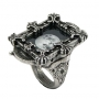 Alchemy Gothic - Moon phase optimiser ring