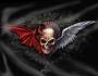 Alchemy Gothic vlag - Transit of daemos