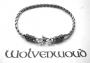 Armband Koningsketting gedraaid (zilver)