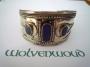 Lapiz lazuli armband