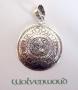 Aztekenkalender (zilver)