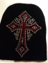 Beany Gothic cross