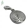 Bedel Labyrinth (zilver)