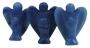 Beschermengel blauwkwarts 5 cm