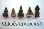 Boeddha amulet mini