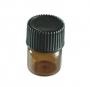 Flesje bruin - 2,2 cm