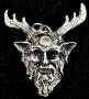 Cernunnos amulet (tin)