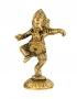 Dansende Ganesha 10 cm (messing)