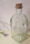Grote spell bottle 1 ltr. - ecoglas