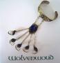 Lapis lazuli handsieraad