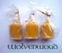 Kaarsen - handgemaakt bijenwas kaarsje