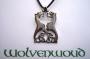 Keltisch amulet van de Onderwereld (brons)