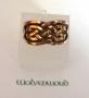 Keltische knoopwerk ring (brons) grote maten