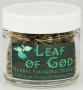 Leaf of God 1/3 oz - in glazen potje