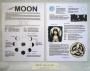 Maan informatie (geplastificeerde poster)