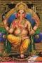 Magneet Hindoeïstische god Ganesha