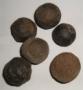 Moqui marbles set 3 cm