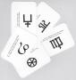 Mystic Fortune Cards (set van 50 waarzegkaarten)