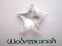 Kristal pentagram klein (topkwaliteit)