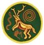 Prehistorische Sjamaan patch