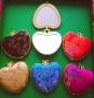 Spiegeltje hartvorm