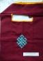 Tibetaanse monniken tas - Eeuwige knoop - blauw