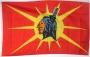 Vlag van de Mohawk Indianen stam