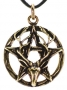 Wicca Stag amulet (brons)