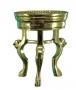 Wierookhouder replica brons